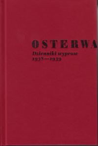 logo Osterwa. Dzienniki wypraw 1938-1939