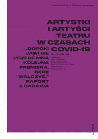 logo Artystki i artyści teatru w czasie COVID-19
