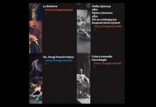 Improwizacje. Scenariusze autorskie z lat 1994–2005