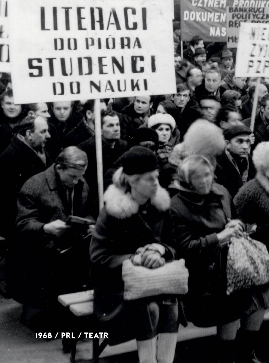 1968/PRL/Teatr